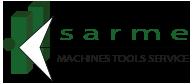 NC Sarme – commercializzazione, assistenza tecnica di macchine utensili Logo